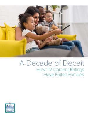 Decades Report Cover